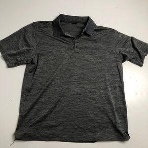 The North Face Polo Mens Large Gray